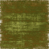 Green grungy texture as abstract background. — Stock Photo