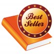 Best seller vector - Stock Vector