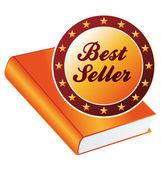 Best seller vector — Stock Vector