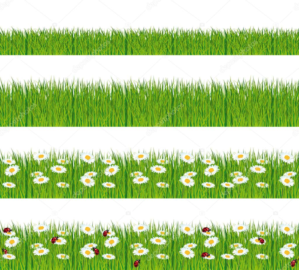 Think, that instead of grass strip by street with