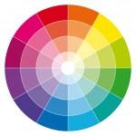 Color wheel. — Stock Vector