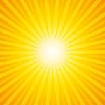 Beautiful shiny sunburst background. — Stock Vector #38911785
