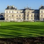 Palais du Luxembourg. Siège du Sénat. Paris. France. — Stock Photo