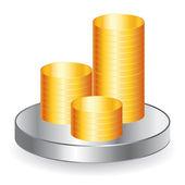 Money symbol. — Stock Vector