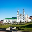 Holy Spirit Cathedral in Minsk, Belarus — Stock Photo #34849967