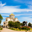 Saint Vladimir Cathedral in Chersonesus, Crimea — Stock Photo