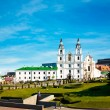 Holy Spirit Cathedral in Minsk, Belarus — Stock Photo #45713469