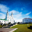 Holy Spirit Cathedral in Minsk, Belarus — Stock Photo #45718077
