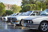 Bmw cars — Stock Photo