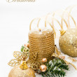 Christmas background — Stock Photo #15727179