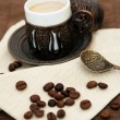 Turkish coffee — Stockfoto