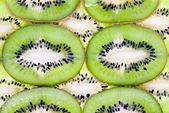 Sfondo verde kiwi — Foto Stock