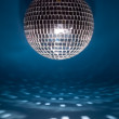 Disco ball with lights — Stock Photo #2925367