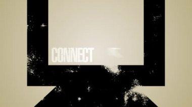 Computer Network Loop HD — Stock Video