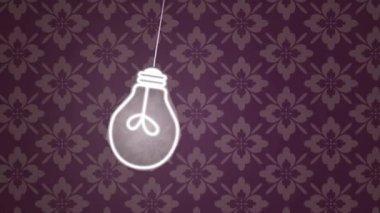Energy Saving Lights HD — Stock Video
