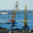 Odessa seaport. — Stock Photo