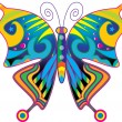 Butterfly — Stock Vector #31968463