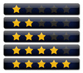 Rating review — Stock Photo