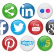 Social networks — Stock Photo #36636509