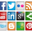 Social networks — Stock Photo #36636533