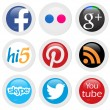 Social networks — Stock Photo #39622235