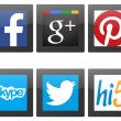 Social networks — Stock Photo #39622323
