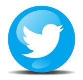 Twitter — 图库照片