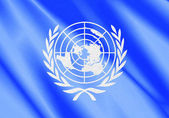 Un flag — Stock Photo