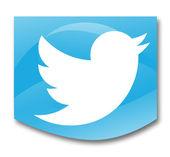 Twitter — Zdjęcie stockowe