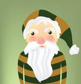 Illustration des christmas elf — Stockvektor