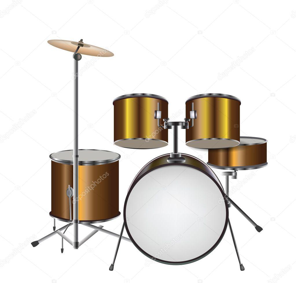 Скачать звуки барабанная установка