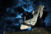 Air Difense Radar — Stock Photo