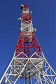 Telecom Antenna — Stock Photo