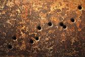 Bullet Holes Background — Stock Photo