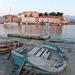 Royalty-Free Stock Photo: Chania old boat.