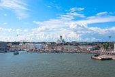 Helsinki. Finland. — Stock Photo