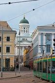 Helsinki center. — Stock Photo