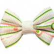 Festive bow. — Stock Photo