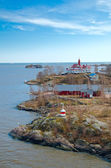 Island in the Baltic sea. — Stock Photo