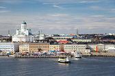Helsinki. Finsko. — Stock fotografie