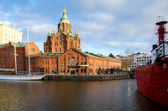 Helsinki. — Stock Photo