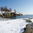 Coast of the Baltic Sea — Stock Photo