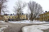 Fortress of Suomenlinna — Stock Photo