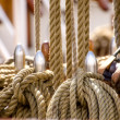 Ship's rigging — Stock Photo #28728775