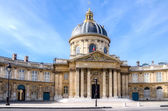 Institut de France in Paris — Stock Photo