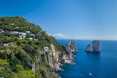 Capri. italien. — Stockfoto