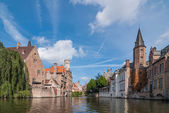 Bruges. Belgium. — Stock Photo
