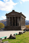 Garni Temple. — Stock Photo