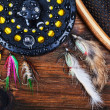 Fly fishing tackle — Stock Photo #24853697