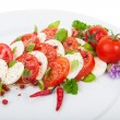 Caprese salad — Stock Photo #26516159